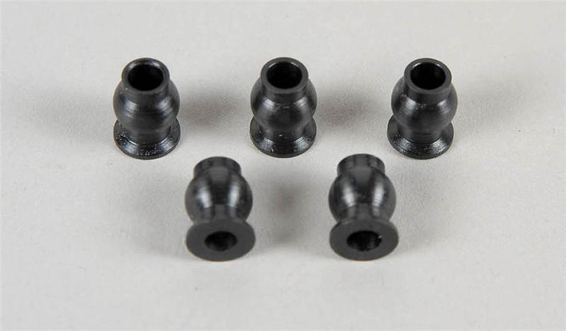 Náhľad produktu - Ocelové kuličky 6mm, 5ks.