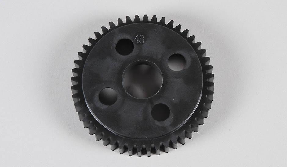 Náhľad produktu - Plastové ozubené kolo 48 zubů, 2-stup.,1ks.