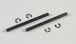 Náhľad produktu - Přední těhlice ramen 6x93mm, 2ks.