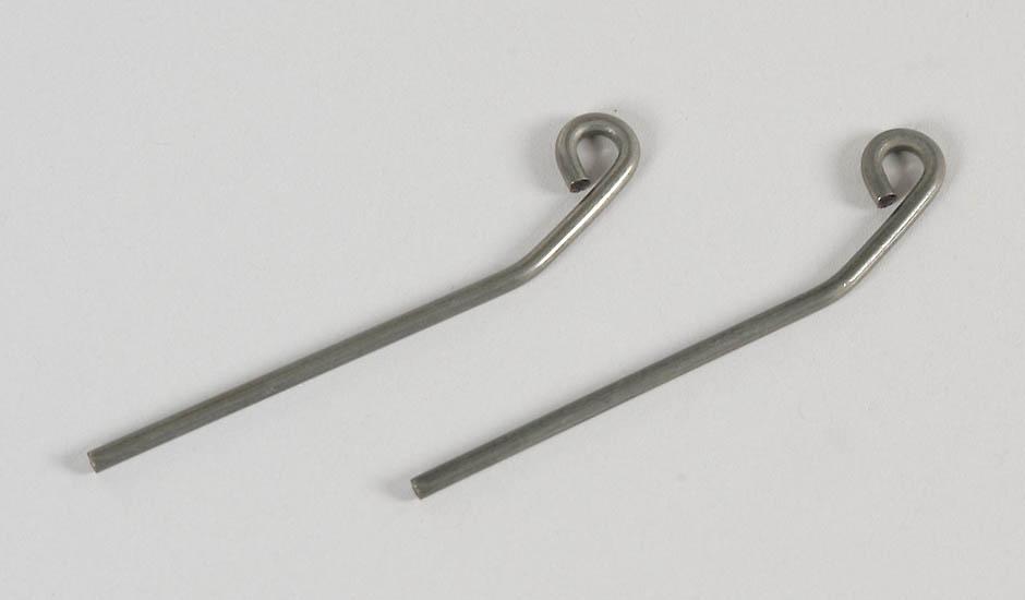Náhľad produktu - Držák/drát k tuning výfuku, 2ks.