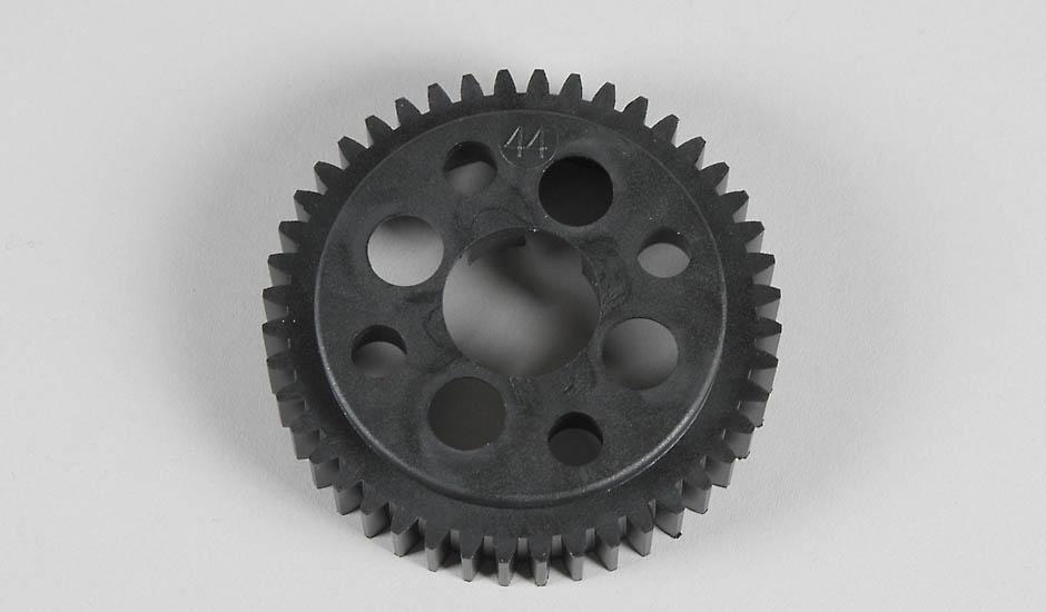 Náhľad produktu - Plastové ozubené kolo 44 zubů, 2-stup. 1ks.