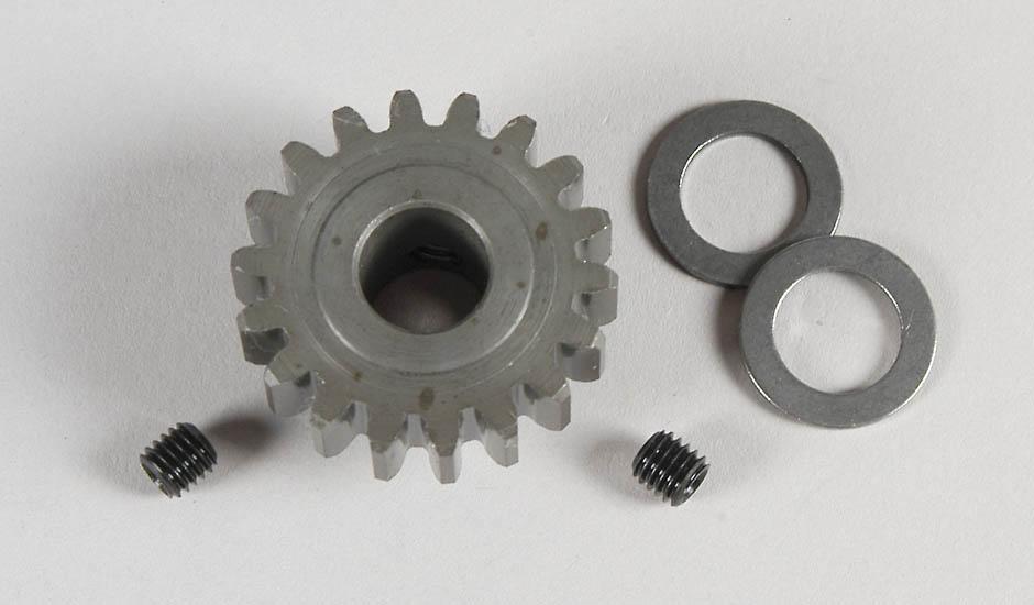 Náhľad produktu - Ocelový pastorek 18 zubů, 2 stup. 1ks.