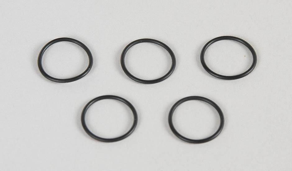 Náhľad produktu - O-kroužky pro všechny alu pistony 14,8mm, 5ks.