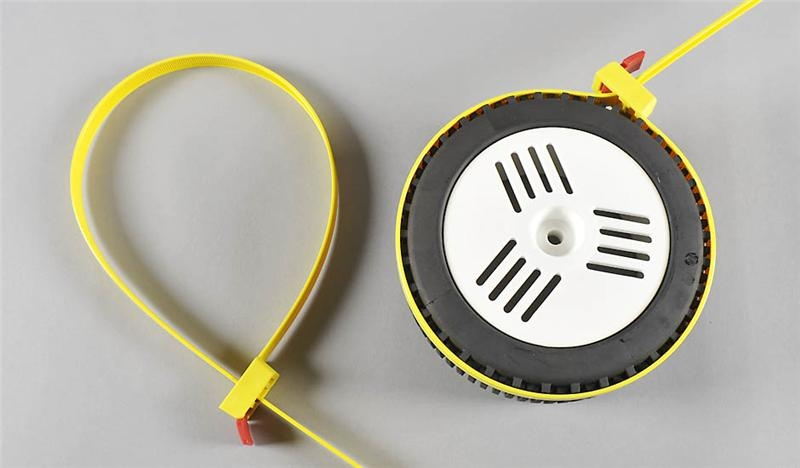 Náhľad produktu - Stahovací pásky, povolitelné, 13 x 750 mm, 2ks.