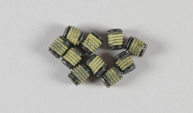 Náhľad produktu - Imbusový čep s pojistným lakem M5x6, 10ks.
