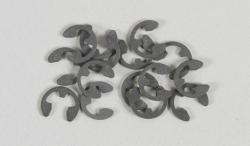 Náhľad produktu - Ocelové pojistné segrovky (éčka), 4mm, 15ks.