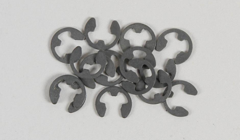 Náhľad produktu - Ocelové pojistné segrovky (éčka), 5mm, 15ks.