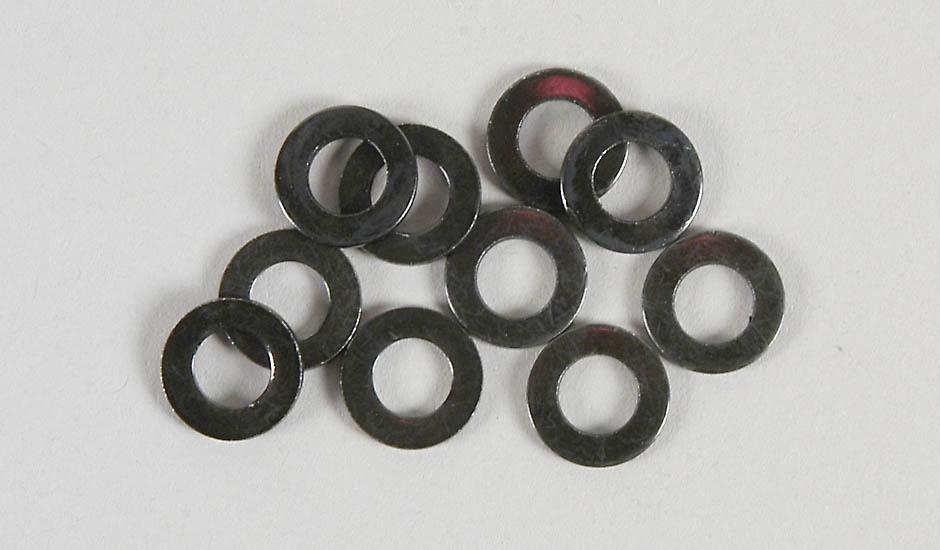 Náhľad produktu - Ocelové podložky 5,3mm, 15ks.