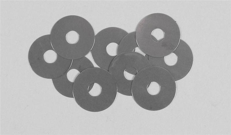Náhľad produktu - Vymezovací podložky 5x17x0,1mm, 10ks.