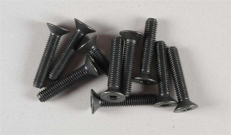 Náhľad produktu - Torx skrutka so zápustnou hlavou M5x25, 10ks