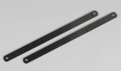 Náhľad produktu - Uhlíkové bočnice 314mm, 2ks.