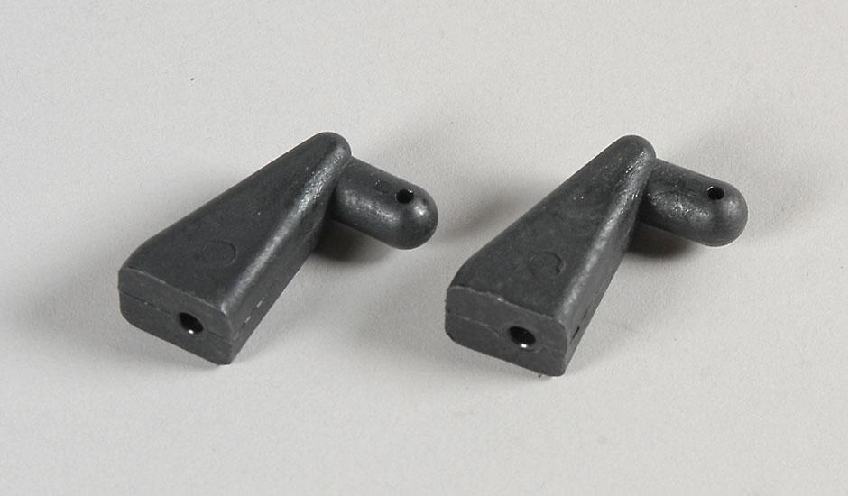 Náhľad produktu - Přední držáky karoserie 37mm, 2ks.