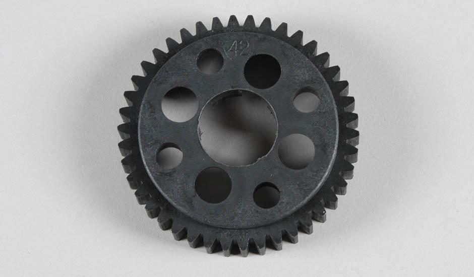 Náhľad produktu - Plastové ozubené kolo 42 zubů, 1ks.