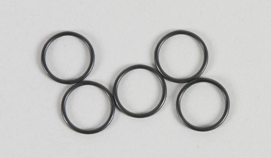 Náhľad produktu - O-kroužky pro alu pístnice 13,3mm, 5ks.