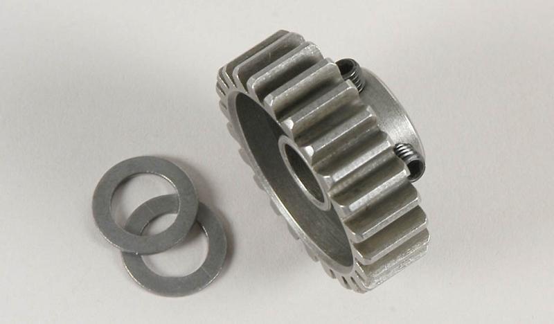 Náhľad produktu - Ocelový pastorek 24 zubů, tvrzený, 1ks.