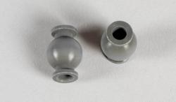 Náhľad produktu - Alu kuličky do kloubků O 10x13mm, 2ks.