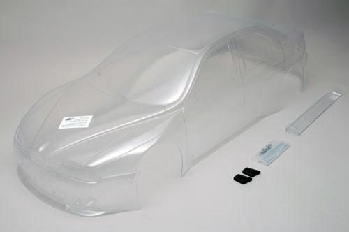 Náhľad produktu - Karoséria číra Alfa Romeo 156WTCC 2mm
