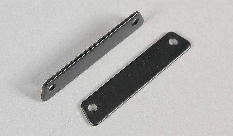 Náhľad produktu - Ocelová brzdící čelist, 2ks.