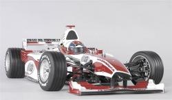 1:5 FG F 1 Sportsline, 2WD, číra karoséria