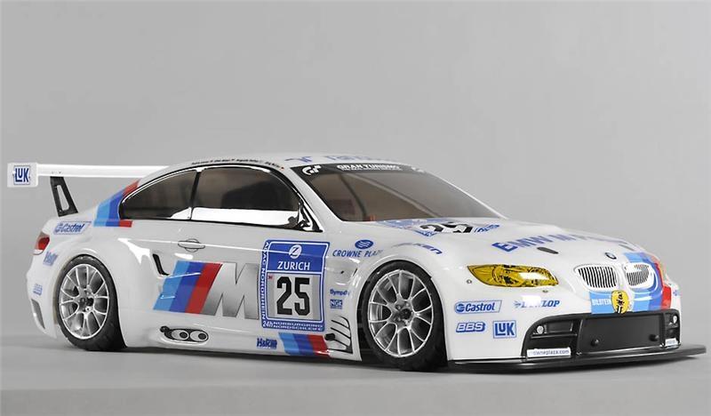 FG Sportsline 08-530 BMW M3 ALMS, 2WD, RTR