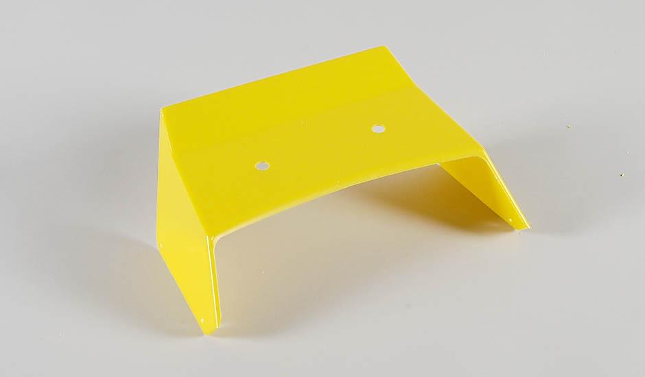 Náhľad produktu - Zadní spojler Stadium/Street Truck žlutý, 1ks.