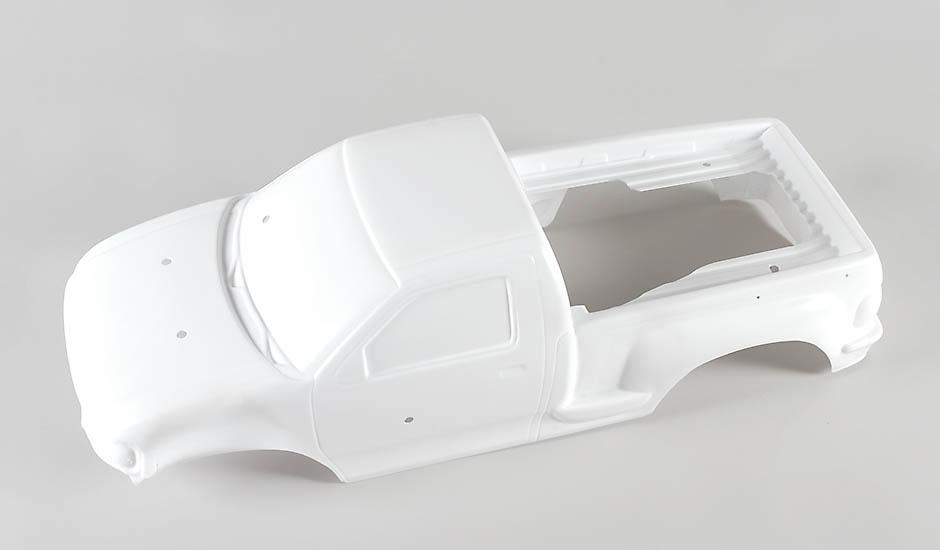 Náhľad produktu - Lexanová karoserie Stadium Truck, bílá, 1ks.