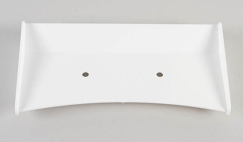 Náhľad produktu - Zadní křídlo, bílé 1ks.