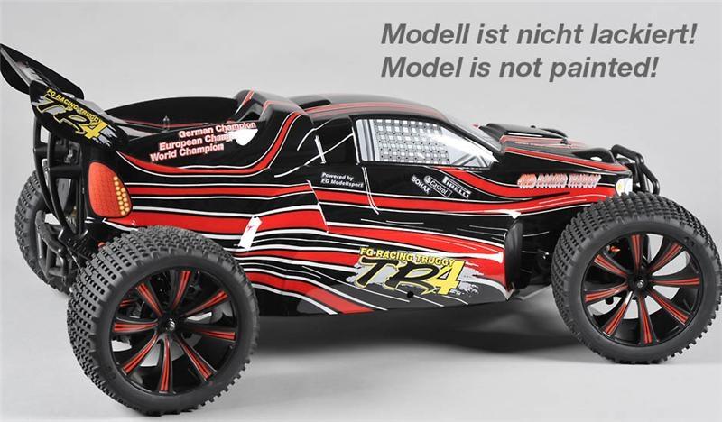 FG TR4, 4WD, čirá karoserie