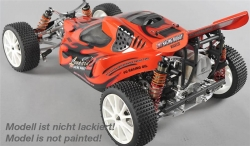 1:6 FG Leopard 2 Competition Buggy 2WD (Clear Body)
