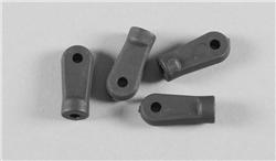 Náhľad produktu - Spodní kloubky tlumičů, zesílené, 4ks.