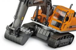 Excavator/Lyžicový bager RC set 27MHz