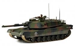 1:16 M1A1 Abrams RC tank 27MHz