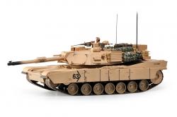1:16 M1A2 Abrams RC tank 27MHz