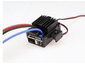 Náhľad produktu - Elektronický regulátor WP-1040 pro stejnosměrné motory (voděodolný)