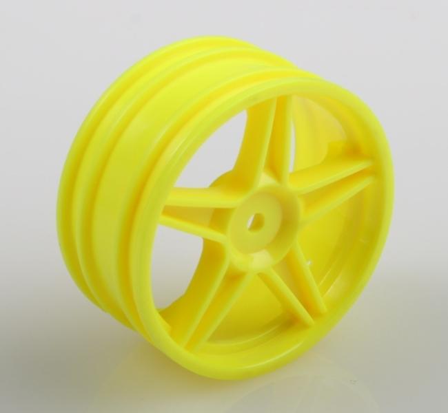 Disky žluté - Buggy, přední, 2ks.