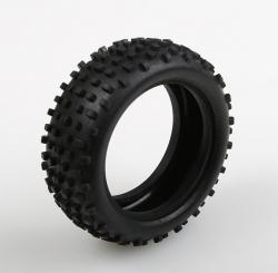 Tire - buggy 1:10 2pcs front