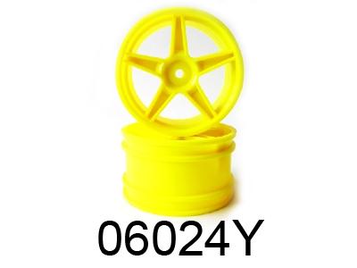 Náhľad produktu - Disky žluté – Buggy, zadní, 2 ks.