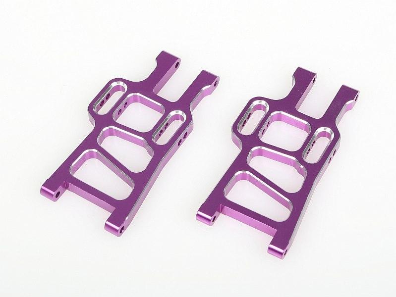 Náhľad produktu - Predné ramená spodné ALU, Monster, 2ks (fialové)