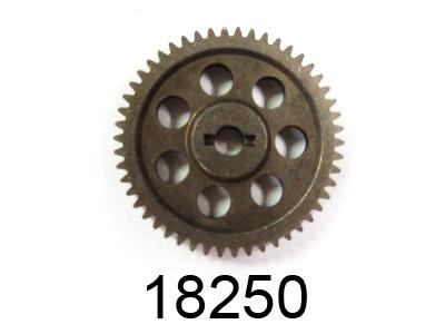 Náhľad produktu - Kovové ozubené koleso (50 zubov) 1ks
