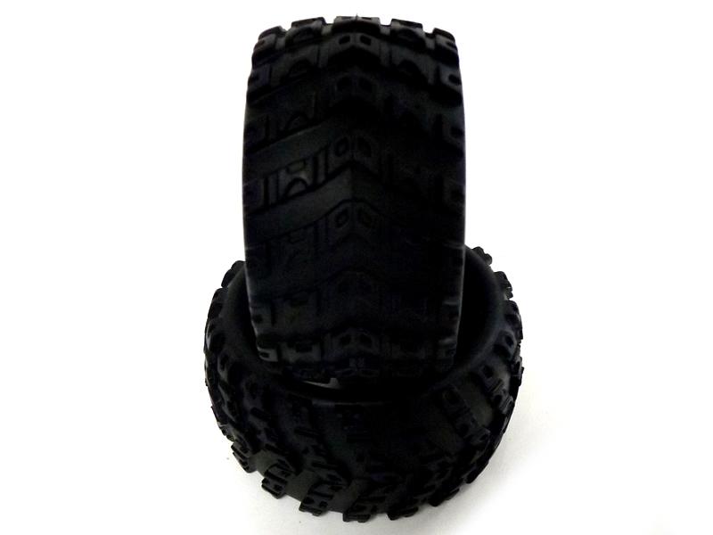 Náhľad produktu - Pneumatiky - Monster Truck 1/18 (2 ks)