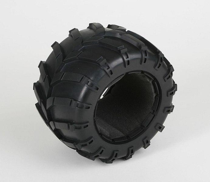 Náhľad produktu - Gumy, Monster Truck 2 ks, 1:5