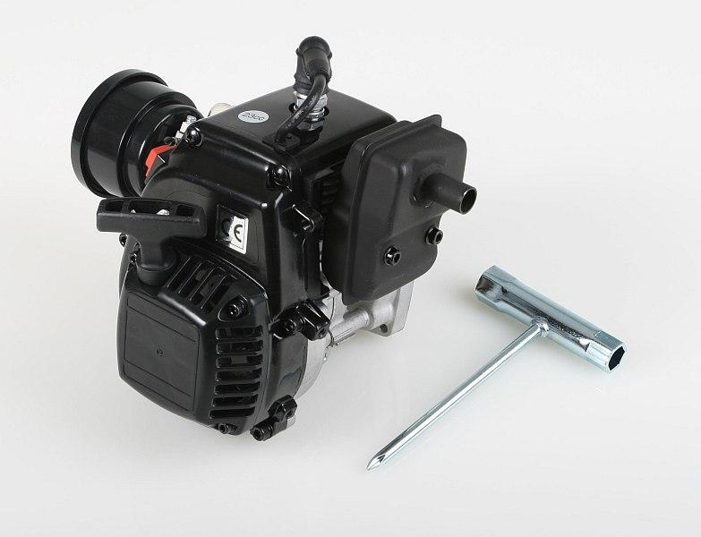 Náhľad produktu - Benzínový motor 23ccm PRO 1/5 - HIMOTO