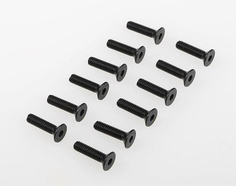 Náhľad produktu - Samorezná skrutka so záp. hlavou (4x16) 12ks 1:5