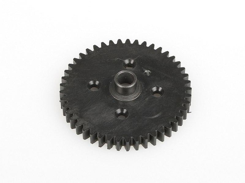 Náhľad produktu - Prevodové koleso 45 zubov (modul 0,6)