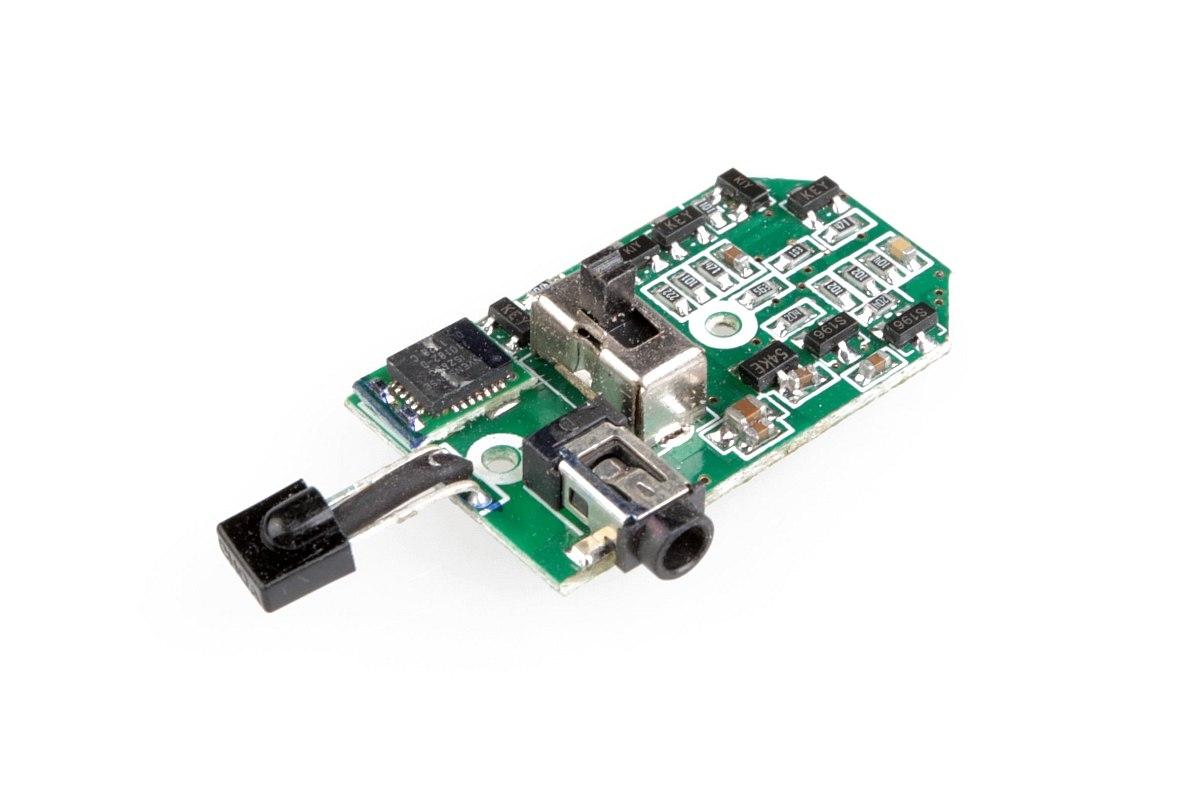 Náhľad produktu - Riadiaca elektronika s gyroskopom