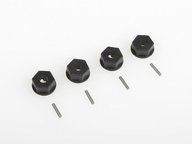 Náhľad produktu - M5 unašeče, včetně čepů