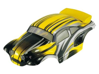 Náhľad produktu - Karoséria Beetle 1:10 žltá