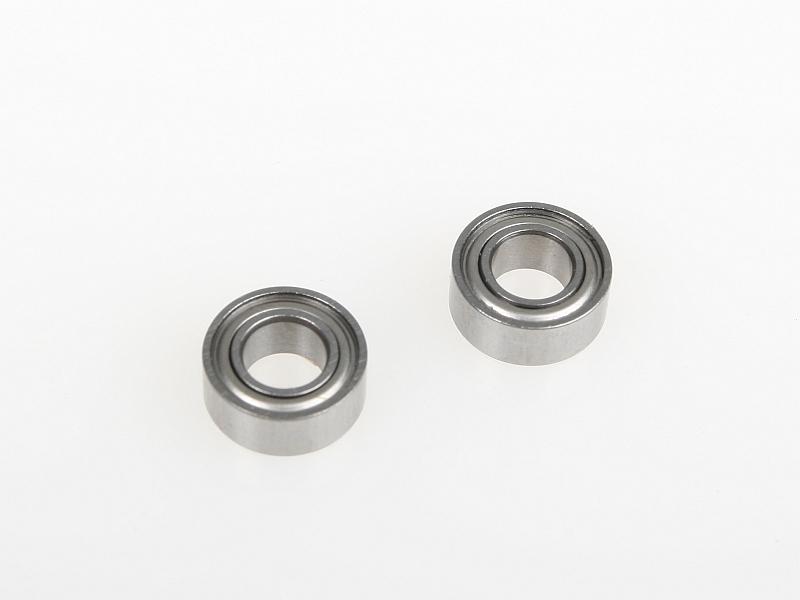 Náhľad produktu - Guľkové ložisko 5x10x4 mm (2 ks)