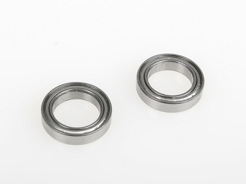 Náhľad produktu - Guľkové ložisko 12x18x4 mm (2 ks)