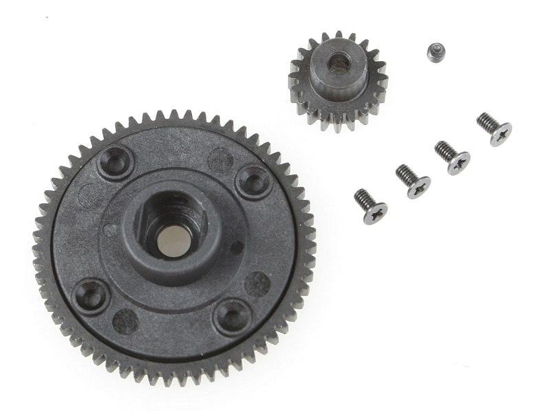 Náhľad produktu - Stály prevod - kov HI3198